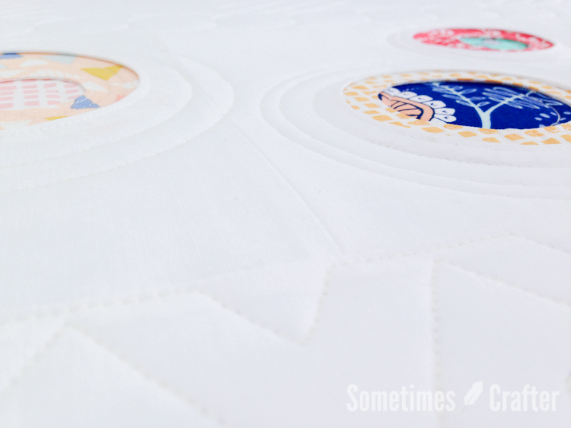 The Sometimes Crafter Longarm Quilting