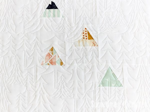 Sometimes Crafter // Autumn Walk Quilt Pattern