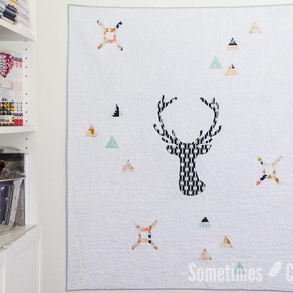 Sometimes Crafter // Autumn Walk Quilt Pattern