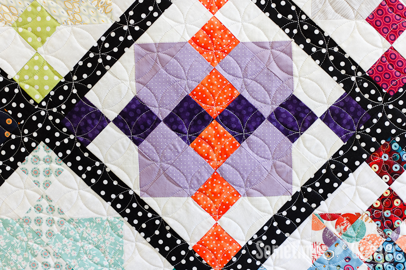 Cathedral Window Quilting
