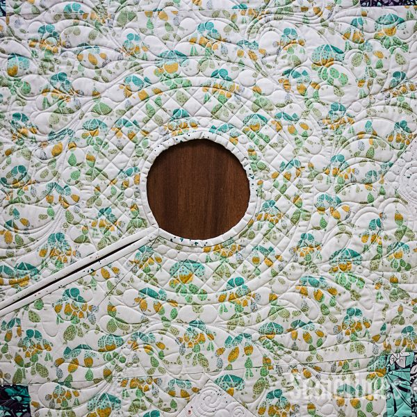 Sometimes Crafter // Christmas Tree Skirt Pattern