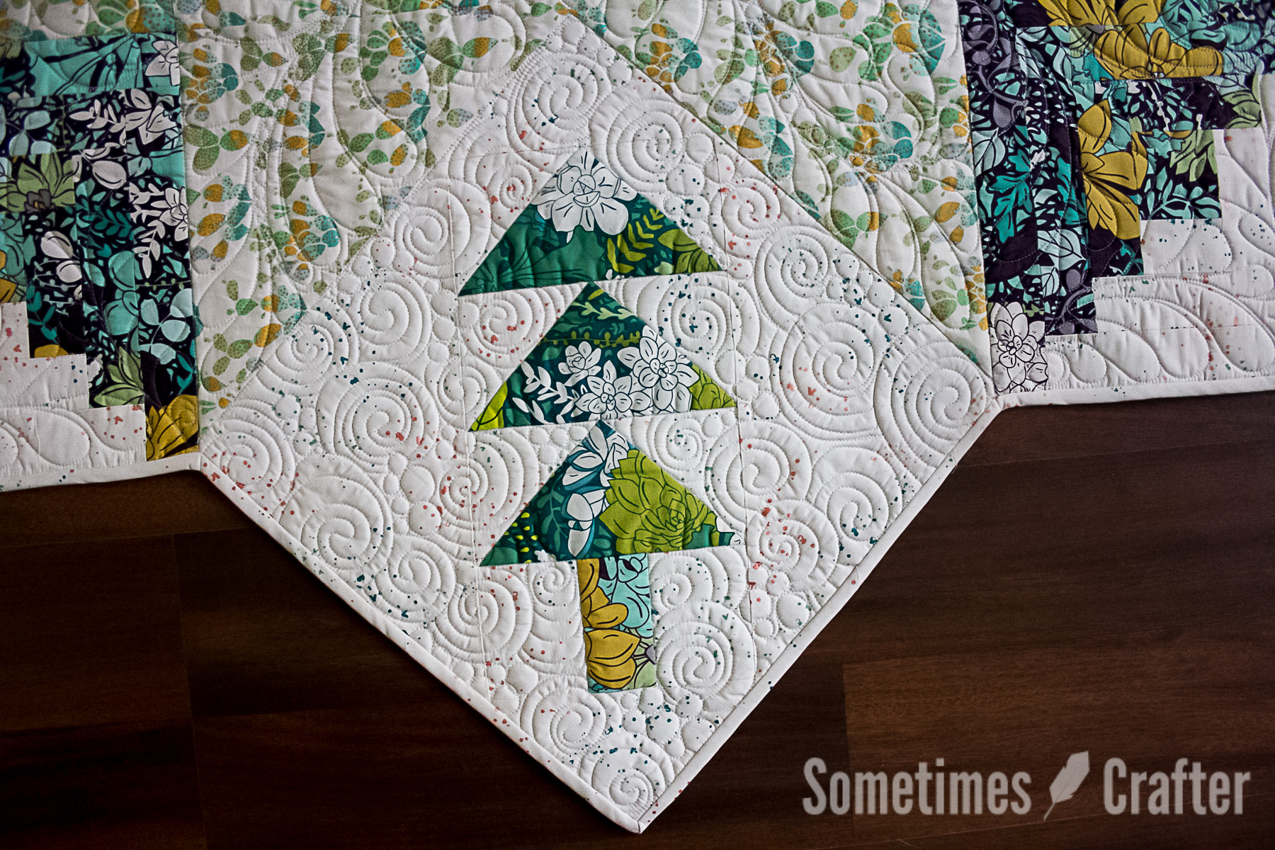 Christmas Tree Skirt Quilt Patterns New Decorating Ideas
