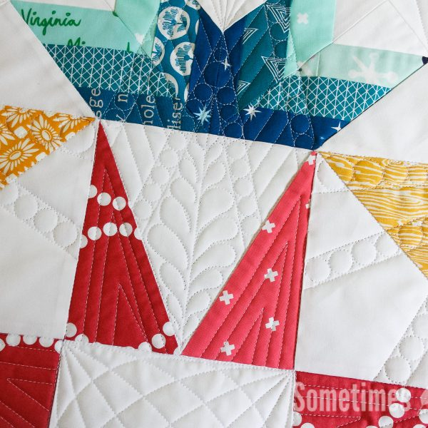 Sometimes Crafter Quilting // Custom Longarm Quliting