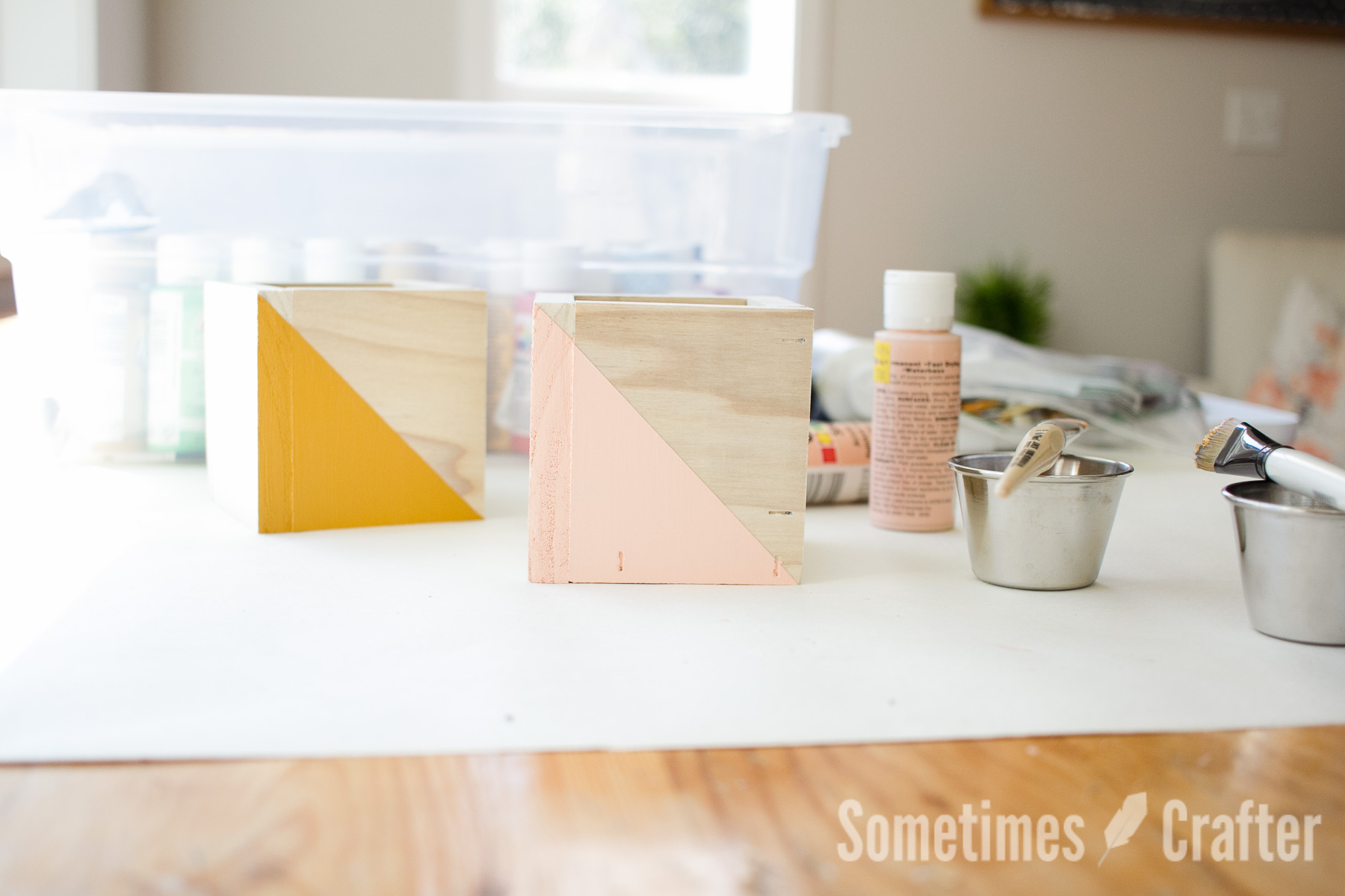 Sometimes Crafter // Print, Paint & Ink Review