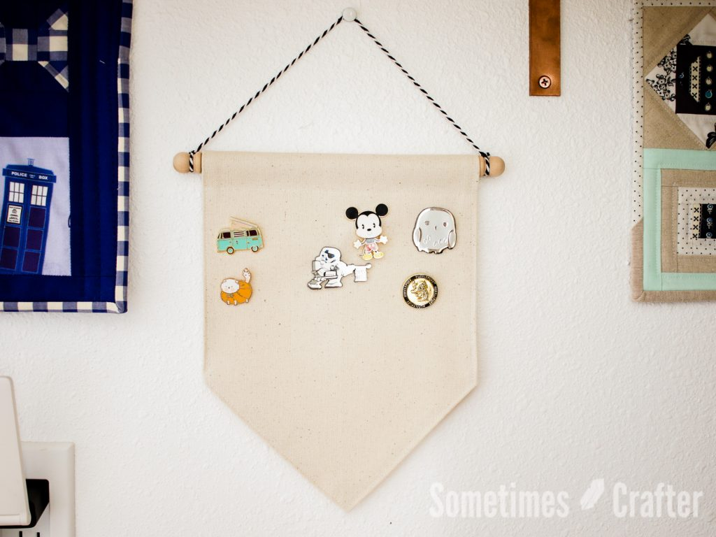 Pin Banner Tutorial – Sometimes Crafter